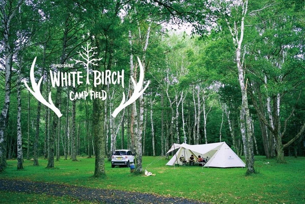 ホワイトバーチキャンプフィールド