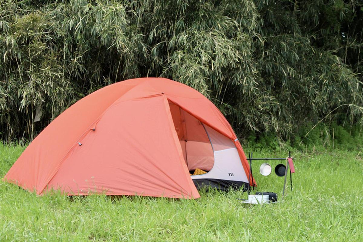 【2021年新作テント特集】超軽量、高防水…。個性の異なるソロテント5張を紹介〜ソロキャンプ編〜
