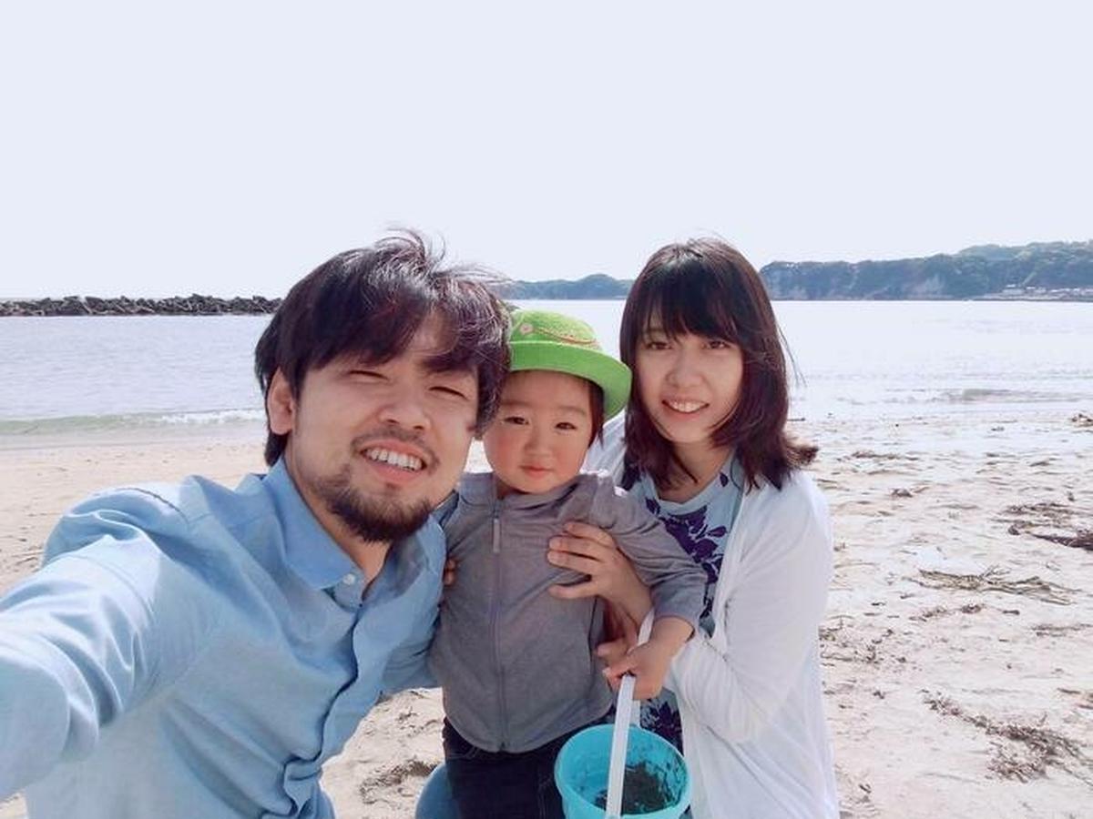 森永ファミリー@勝浦中央海水浴場