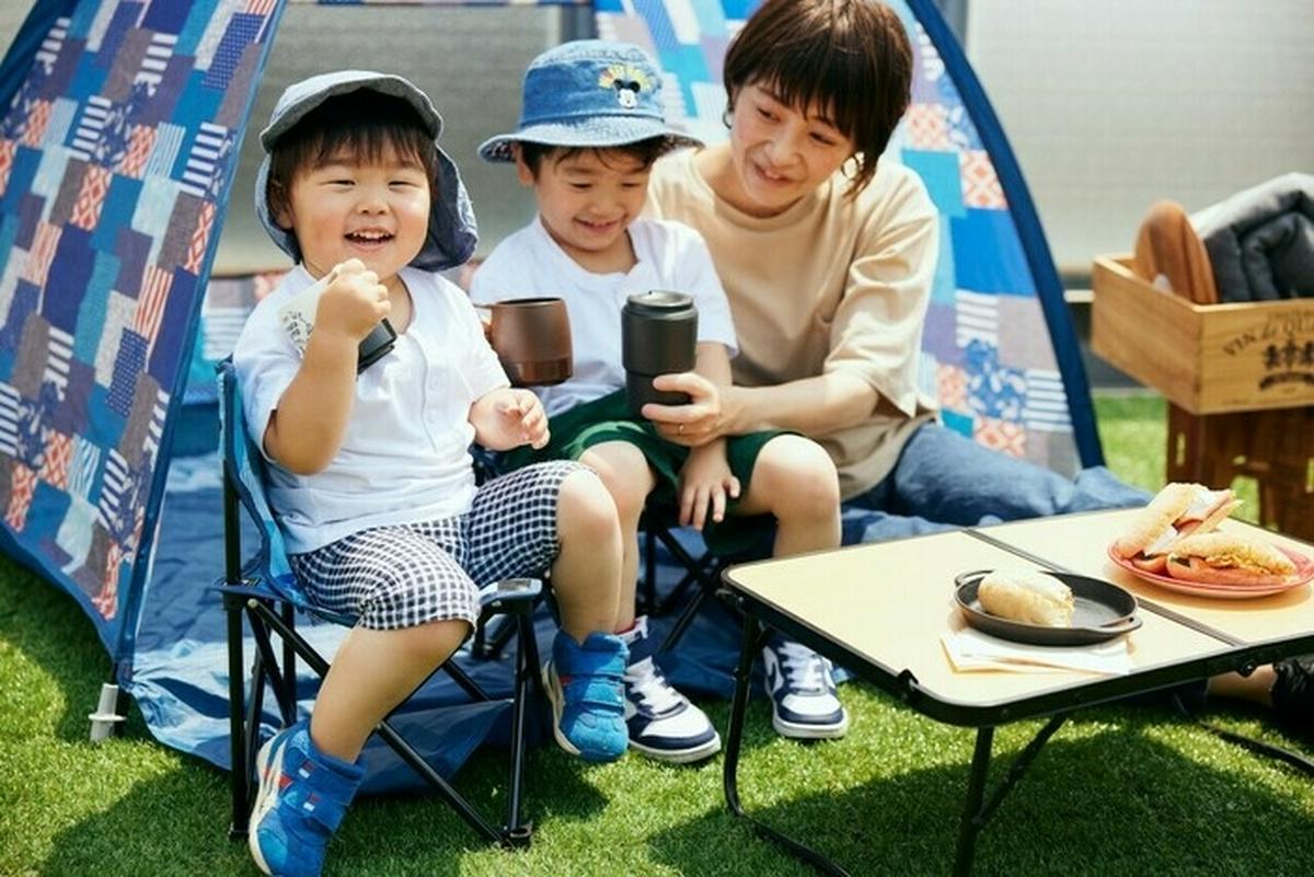 子どものアウトドアデビューは近場で楽しく!晴れた日の「外ごはん」が成功のカギ