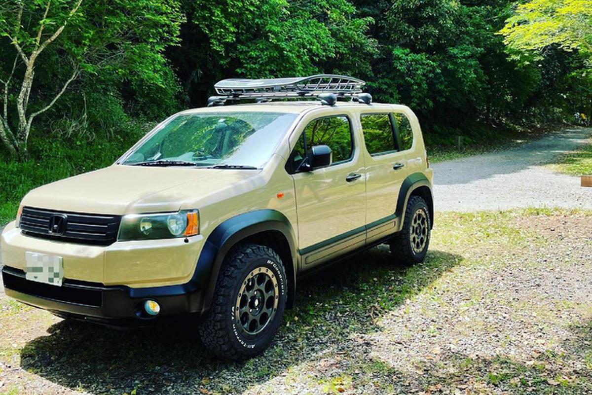 ホンダが3年だけ生産した伝説的キャンプ車「クロスロード」。今人気の理由をオーナー7人に聞いた!【hinataガレージ】