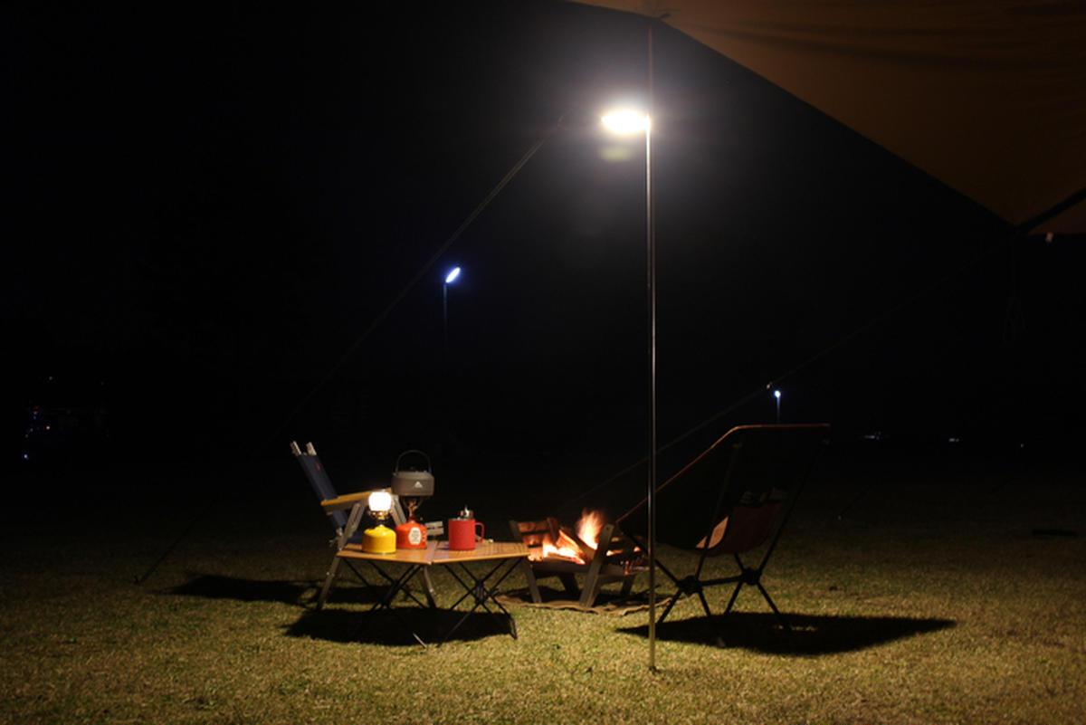 大光量LEDランタン「hinataランタン」の明るさを他社製品と徹底比較検証!このコスパは業界トップクラスです。