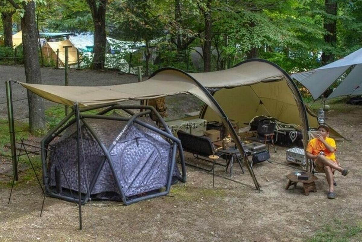 くまさんのキャンプPHOTO