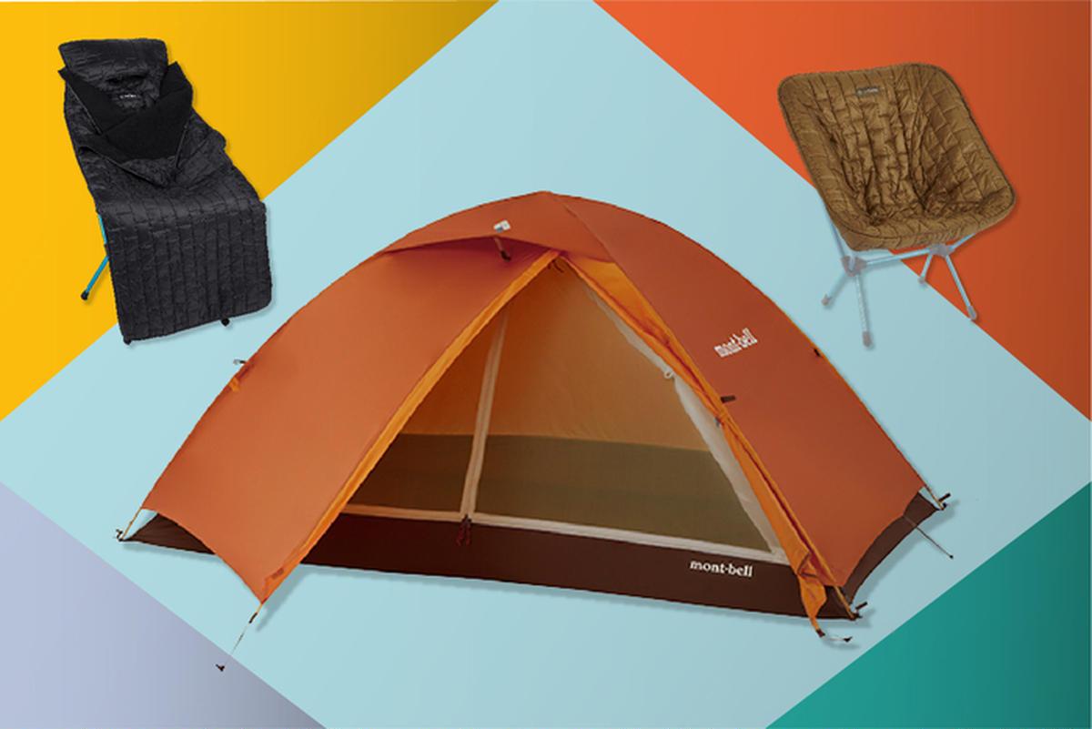 【モンベル秋冬】定番クロノスドームから愛犬家待望のテントまで!キャンプアイテムが大幅リニューアル